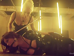 Begging to be Electro-Fucked
