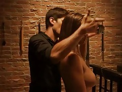 Charisma Carpenter sex scenes BDSM