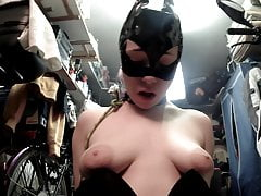 Innocent girl in a hoof. Video Australia