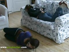 Captured Girlfriends In Distress - Jocoboclips.com - Fucked